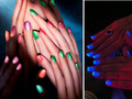 New Fashion 20 Styles 7 ml Fluorescent Neon Luminous Nail Polish Candy Color UV Gel Night Glow In Dark Women Nail Gel Polish