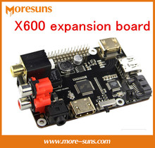 Fast Free Shipping Best price Raspberry Pi model B+,Raspberry Pi 2 multi-function expansion board X600