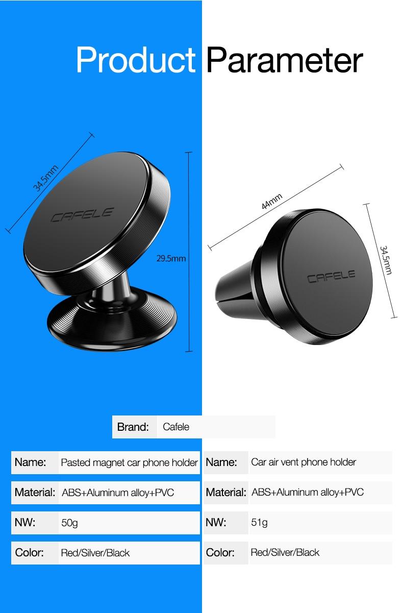 magnetic car phone holder  (15)