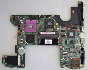 for HP HDX16 laptop motherboard 496460-001 DDR2 Free Shipping 100% test ok