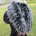 New Womens Shrug Winter Fashion Faux Fur Collar Scarf Warm Shawl Wrap Stole Cape Free shipping