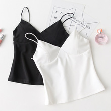 Hot New Women Sexy Cotton Crop Top Crop Multicolor Sleeveless Cropped Blusas Vest Tank Top Camisole botanical crop tank top