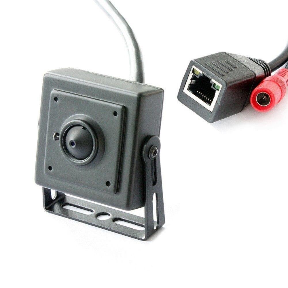 Mini HD 3.7mm Pinhole Lens Home Security CCTV 2.0MP HD 1080P IP Camera Security Network HD P2P ONVIF Xmeye Camera hot sale mini hd camera ip 4 0mp onvif h 264 h 265 cctv ip camera 1080p hd mini pinhole lens p2p home video surveillance cameras