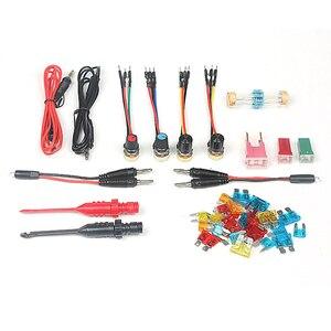 Image 2 - Automotive Circuit Repair Detector Circuit Repair Tool Set Sensor Signal Simulator Tool Set with Diode test light 1.5m Cable