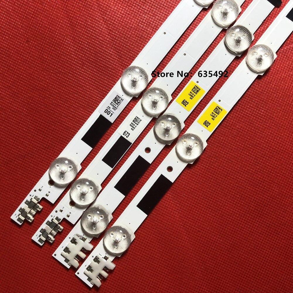 1SET = 16 PIÈCES Bande LED SAMSUNG 2013SVS46F R 6 REV1.9 130212 Pour UA46F6420 UN46F5000 UN46F6800 UE46F5000 UE46F6400 CY-HF460CSLV1H 2