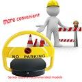 Intelligente induktion parkplatz hindernis schloss auto leitplanke fahrzeug lane auto sicherheit dicke wasserdichte anti kollision parkplatz parking blocker-in Auto Parkplatz Ausrüstung aus Sicherheit und Schutz bei