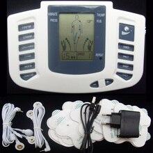 Электронная версия для похудения тела импульсный массаж для расслабления мышц облегчение боли стимулятор Tens акупунктурная терапия машина