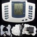 Versão russa Corpo Emagrecimento Pulso Eletrônico Massagem para Relaxamento Muscular E Alívio Da Dor Estimulador Dezenas Acupuntura Terapia Máquina