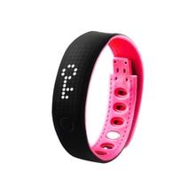 В наличии 2017 Группа 2 умный Браслет B17 умный Браслет Шагомер Sleep Monitor здоровья браслет Bluetooth часы для Android
