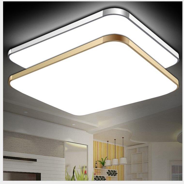 Led-deckenleuchte Nachrüstung Rechteckige Licht Bord Birne Geändert Lange Streifen Patch Wicking Lampe Licht Streifen Deckenleuchten Licht & Beleuchtung