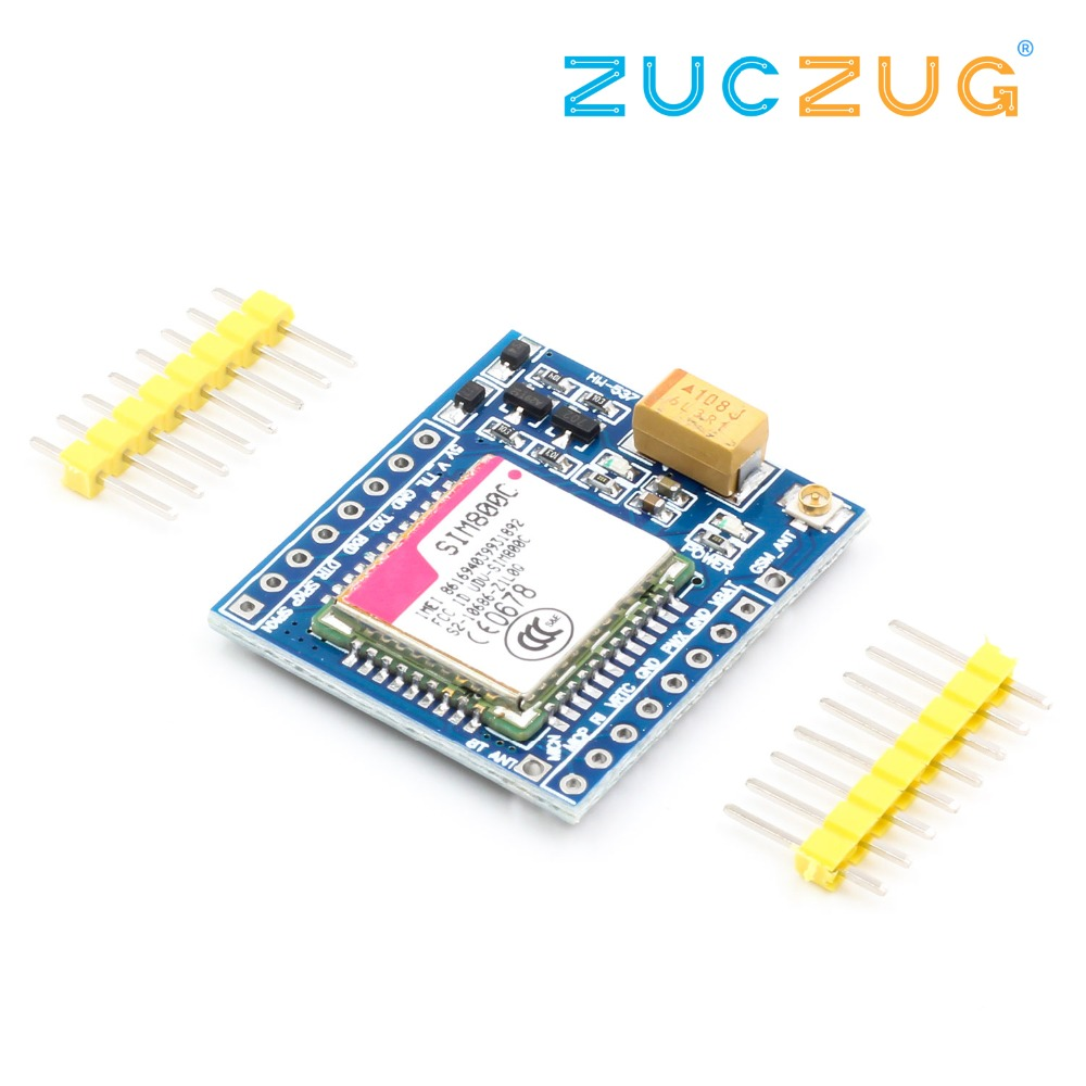 1pc Sim868 Gsm Gprs Bluetooth Gnss Sms Moduleinstead Of Sim808 Interface Microcontrollers At89c2051 And At894051 We Keep The Circuit Sim800c Module 5v 33v Ttl Development Board Ipex With Tts