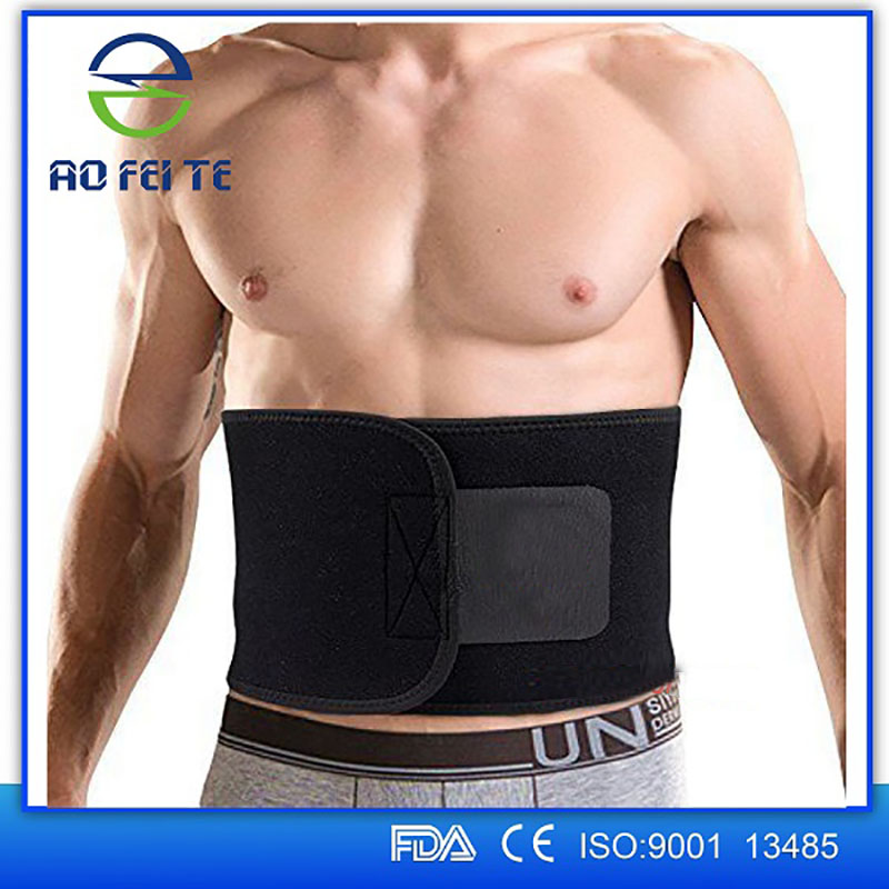 Sincere Waist Trimmer Belt Men Women Waist Support Belt Back Support Male Corset Hot Gym Slimming Belt Sports Gear Quality Y079 Good For Energy And The Spleen Beauty & Health Braces & Supports