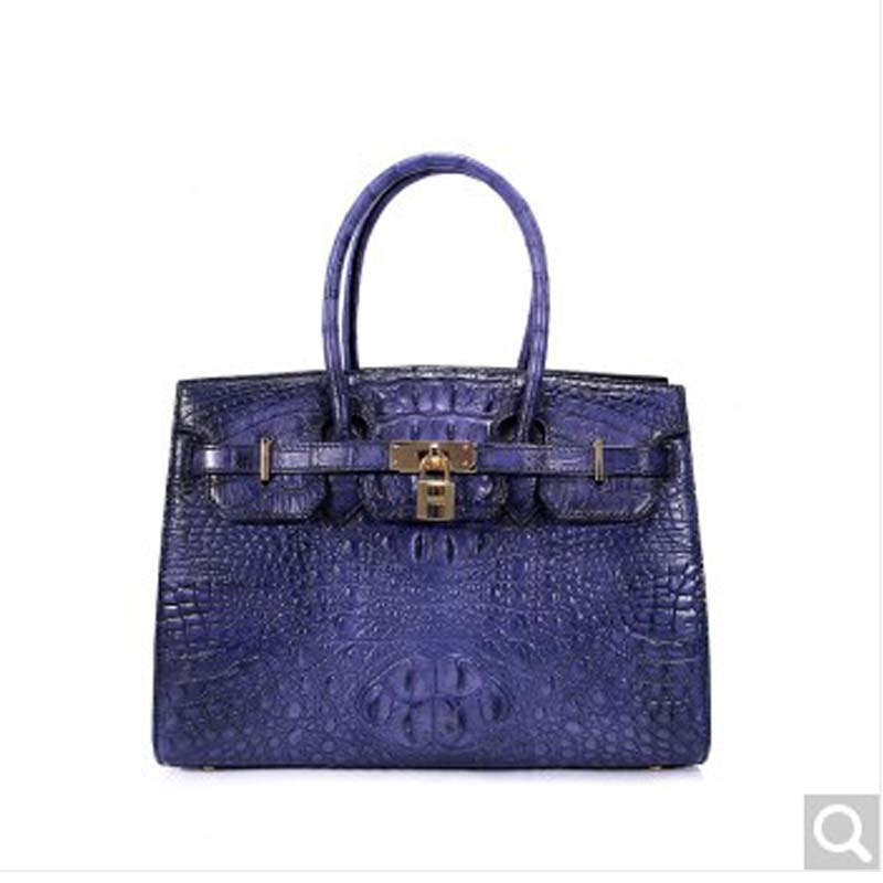 weitasi Crocodile skin Lady handbag bag New process wipe color series, can be customized private color, factory outlets gray ru ceramics factory outlets opening film ru tea caddy sealed cans customized gifts logo new shelves