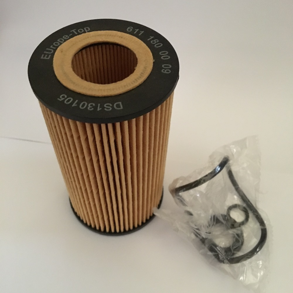 Eustein Oil Filter For Mercedes W202 W203 W204 W210 W211 6111800009 2000 E320 Fuel Sprinter Clk320 S500 C240 C280 Ml320 In Filters From Automobiles
