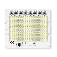 5 LED SMD Chip 10W 20W 30W 50W 100W 230V lampa Chip nie ma potrzeby kierowcy DIY lampa z żarówką LED na reflektor LED zimny ciepły biały