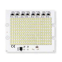 5 SMD LED שבב 10W 20W 30W 50W 100W 230V מנורת שבב לא צריך נהג DIY LED הנורה מנורת LED הארה זרקור קר חם לבן