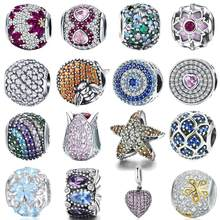 925 Sterling Silver Charm Perles (China)