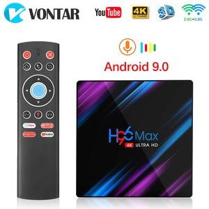 Android 9.0 TV Box Rockchip RK