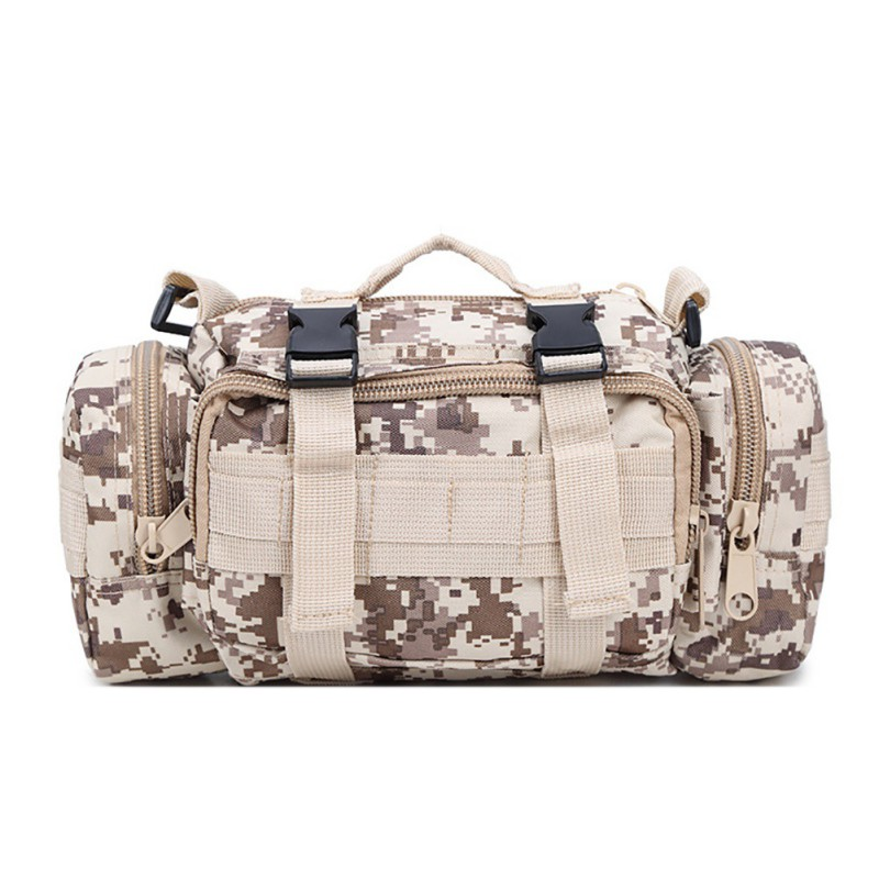 USA shipping sports de plein air fitness sac de course multi-fonction camouflage magique poches gym sacs sport Messenger sac à main
