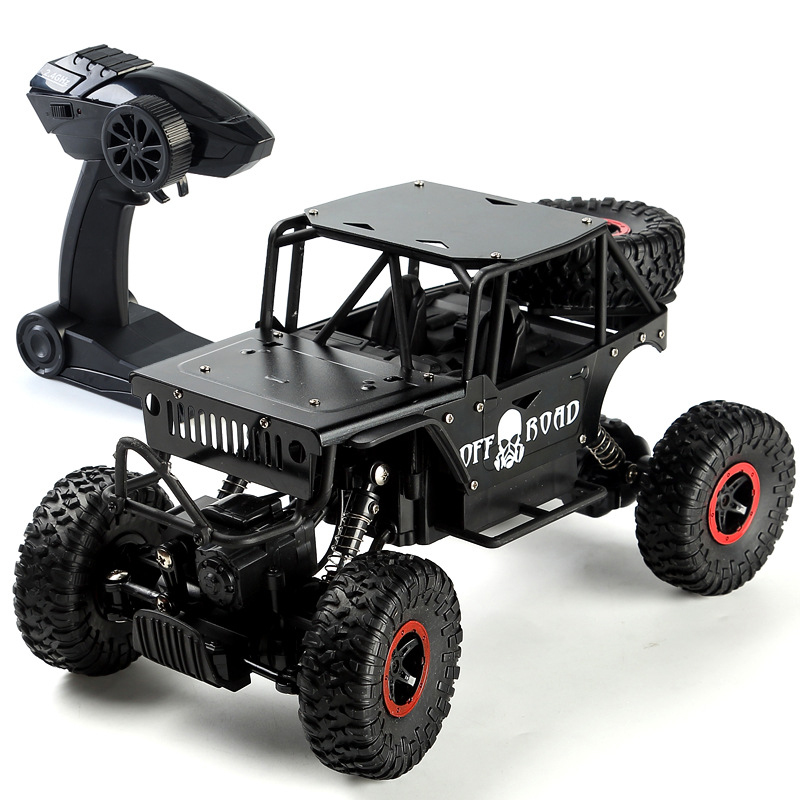 High Quality Rc Car 27cm 4wd Sd Racing Climbing Remote Control Electric Off Road Truck 1 14 Drift Gifts