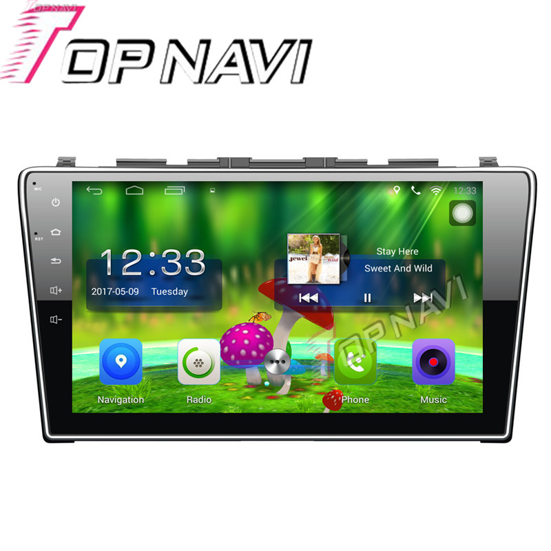 Topnavi 10.1'' Quad Core Android 6.0 Car <font><b>GPS</b></font> Navigation For <font><b>Honda</b></font> <font><b>CRV</b></font> <font><b>2007</b></font> 2008 2009 2010 Radio Audio Multimedia Stereo ,No DVD image