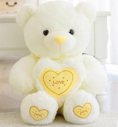 Teddy Weihnachten.Us 22 38 Qualitäts Weicher Plüsch Spielzeug Liebe Teddy Bär Plüschtier Kissen Gefüllte Puppe Liebhaber Geschenke Weihnachten