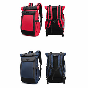 Image 3 - Large Capacity Men Backpacks Waterproof Multifunction 18 19 Inch Laptop Backpack For Teenager Schoolbag Travel Mochilas Bagpack