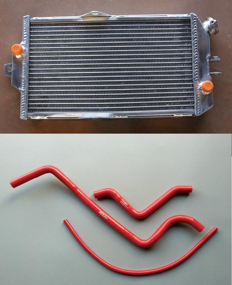 Aluminum Radiator FOR Suzuki quadzilla LT500R LT 500 LT500 1987-1990 88 89
