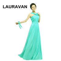pretty girl beautiful plus size women green unique bridesmaid dress long elegant dinner dresses turquoise free shipping