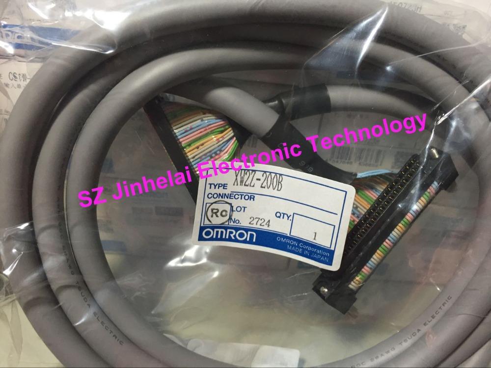 New and original XW2Z-200B OMRON CONNECTORNew and original XW2Z-200B OMRON CONNECTOR