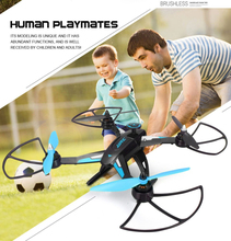 X1 RC Drone 4CH 6-Axis 15-20 minutes flying time With D1806-2280KV Brushless Motor RC Helicopter RC Quadcopter RTF best rc gifts
