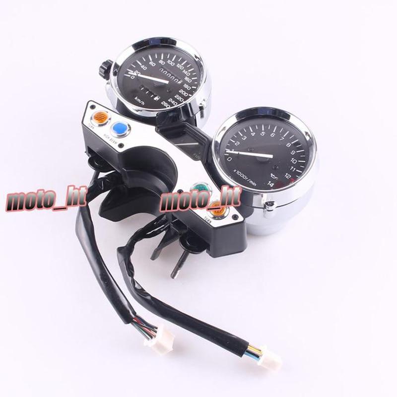 Speedometer Tachometer Tacho Gauge Instruments For YAMAHA XJR1200 1994 1995 1996 1997