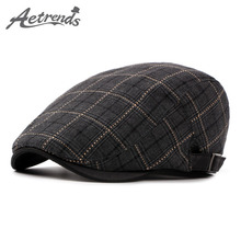 [AETRENDS] gorras sombreros Newsboy