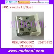 Новый Нагреватель Мотора Вентилятора Резистор использование OE НЕТ. 90560362, 52475432, 93180051 для Vauxhall/Opel Zafira Astra