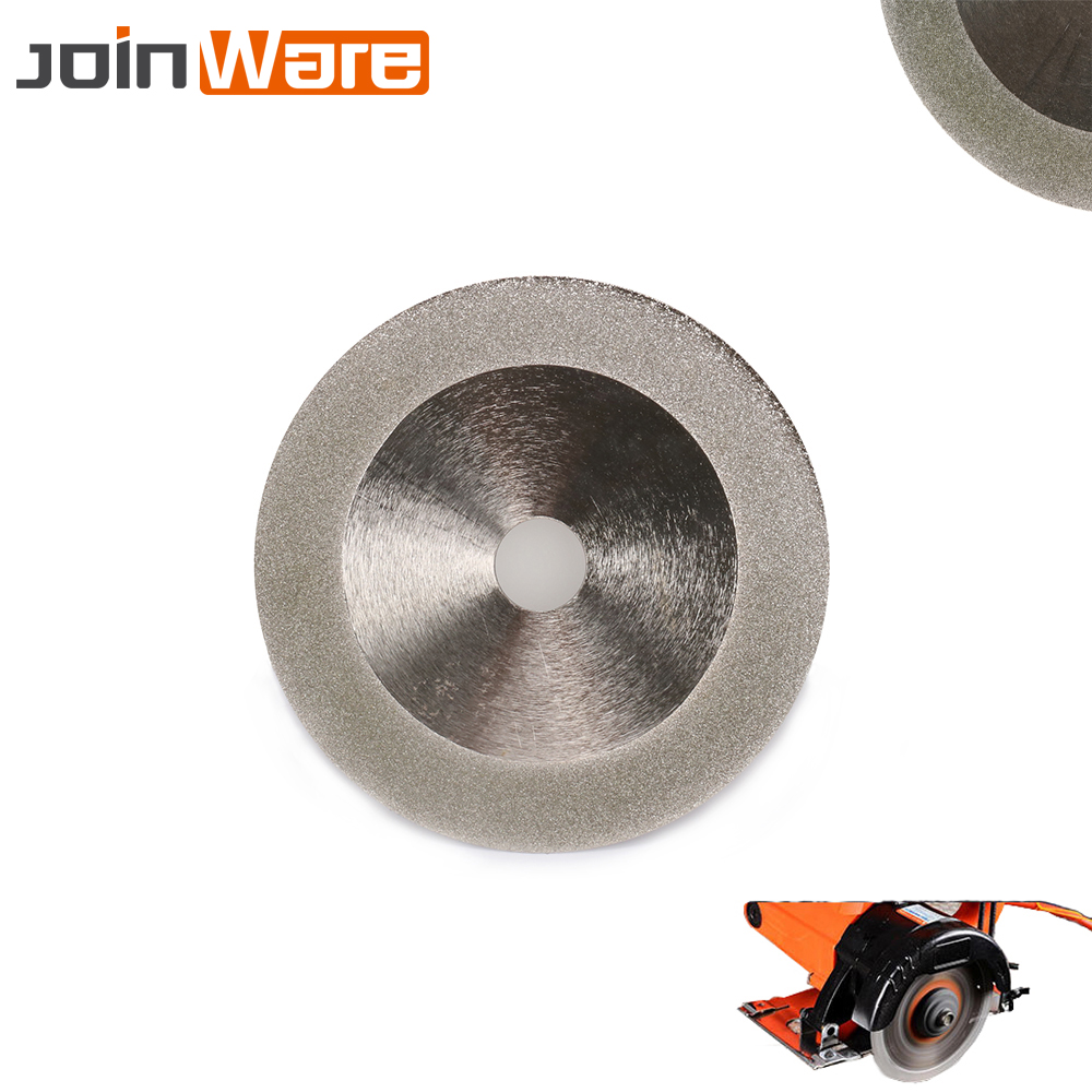 125mm 5'' Diamond Circular Saw Blade Electroplated Cutting Disc Grinding Wheel For Jade Glass PVC Pipe 120#