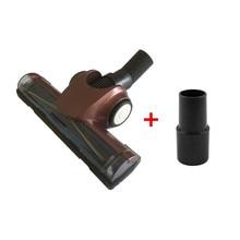 32mm & 35mm 에어 구동 터보 브러시 헤드 플로어 브러시 도구 필립스 일렉트로 룩스 VAX Miele Henry cleaner 용 진공 청소기 헤드
