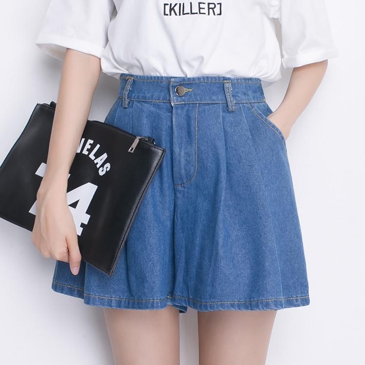 Popular Plus Size Jean Shorts Women-Buy Cheap Plus Size Jean ...