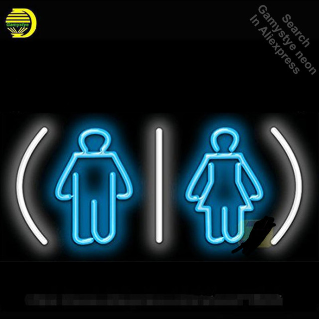 neon light up signs love neon sign for male female restrooms bar pub club room display restaurant shop light signs neon