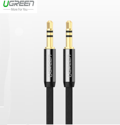 font b Ugreen b font Aux Cable For Car High Fidelity Audio Cable for iPhone