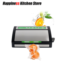 Fresh food Household Food Vacuum Sealer Packaging Machine Automatic Electric Film Packer Kitchen Accessories