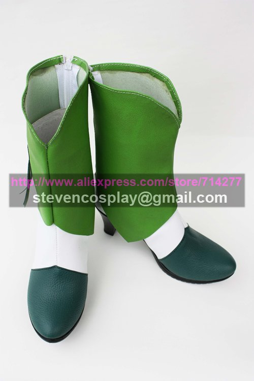 Custom-made Cheap Smile Pretty Cure Cure March Cosplay Boots Cosplay Shoes Halloween
