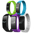 S03 Smart Bracelet Bluetooth Sync Notifier Reminder Heart Rate Monitor Fitness Tracker for iOS Android Smart Wristband