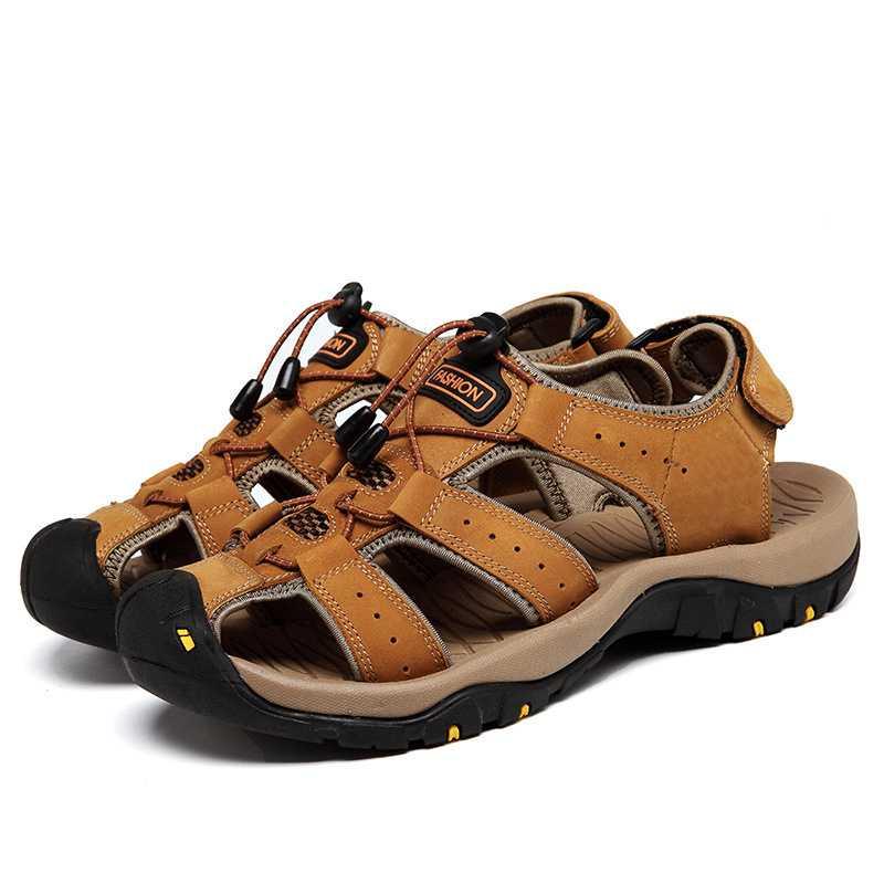 noopula mens sandals slippers brand sandal china