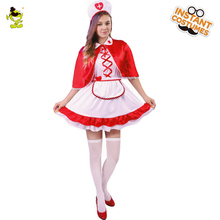 Sexy Women's Nurse Costumes Fancy Dress Cosumes Doctor Costumes For Women's Halloween Party Costumes