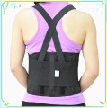 Working Industrial Back Waist Lumbar Spine Braces Supports Belt Trainer Training Corset Shaper Cincher