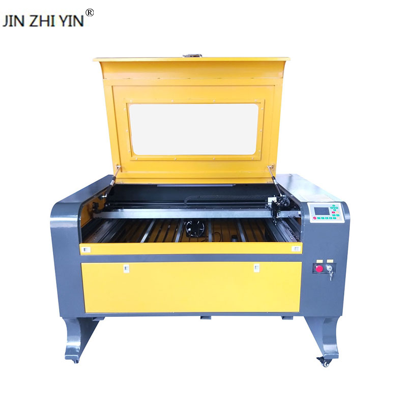 JINZHIYIN 80W 1080 Laser Engraving Cutting Machine Laser Cutter  Acrylic Leather  MDF Ruida Control System Support Offline Work