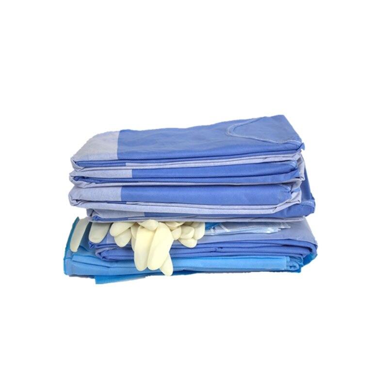 1set/bag High Quality EO Sterilization Disposable Sterile Surgical Kit