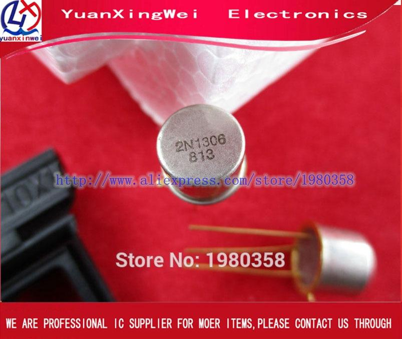 Free Shipping! By HK post 5pcs/lot 2N1306 2N2N1306 2 1306 Alloy-Junction Germanium Transistors