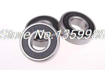 10pcs 6204RZ 20mm x 47mm x 14mm Rubber Shielded Deep Groove Ball Bearing