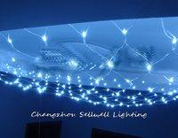 Super! festiwal światła oszczędzania energii lampy 148 sztuk netto oświetlenie H302 w Świecące koraliki od Lampy i oświetlenie na